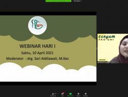 Milad ke-9, FKG UMI Gelar Seminar dan Penyuluhan (SENYUM) 2021