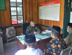 Jelang Munas IX, LDII Kota Palopo Kunjungi Makodim 1403 Sawerigading