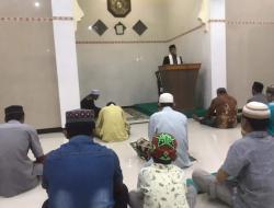 Ketua PAD LDII Mimika Lakukan Safari Ramadan di Masjid Al Ma'ruf