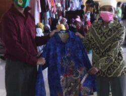 LDII Mimika Salurkan Bantuan Pakaian Layak Pakai Bagi Warga Terdampak Covid-19