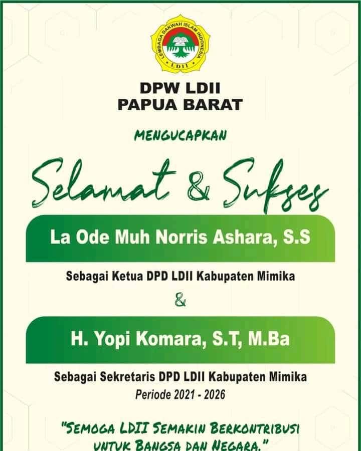 LDII Papua