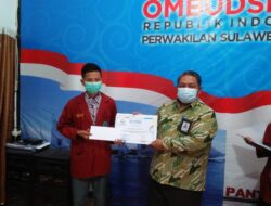 PKL di Kantor Ombudsman Sulbar, Lukman Umar: Terima Kasih SMKN 1 Mamuju
