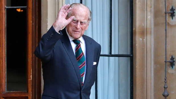 Pangeran Philip Meninggal