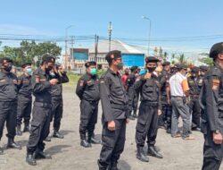 Puluhan Anggota Senkom Mimika Hadiri Undangan Apel Gelar Pasukan