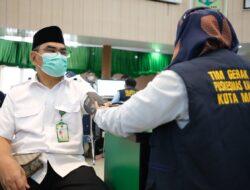 Dosen dan Karyawan UMI Ikuti Vaksin Tahap 2