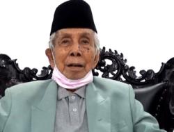 AG KH Sanusi Baco Wafat, LDII Mimika Sampaikan Ucapan Duka