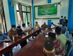 LDII Mimika bersama DKM Hadiri Undangan PHBI Rapat Pelaksanaan Salat Idul Fitri 1442 H