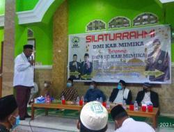 Pengurus DKM Binaan LDII, Hadiri Undangan Silaturahmi DMI dan DKM se-Kabupaten Mimika