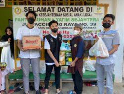 Berbagi di Bulan Ramadan, Dokter Muda FK UMI Salurkan Bantuan di Panti Asuhan
