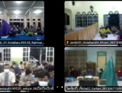 Sambut Lailatul Qadar, LDII Kota Jambi Gelar Safari Ramadan Online