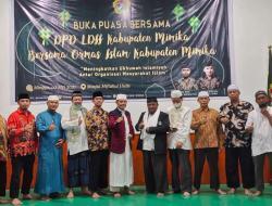 LDII Mimika Gelar Buka Puasa Bersama Ormas Islam se-Kabupaten Mimika