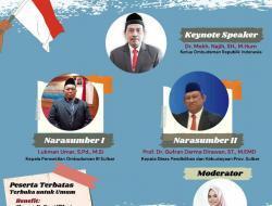 Wujud Peduli Mutu Pendidikan, Ombudsman Sulbar Akan Gelar Seminar Virtual