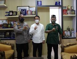 Jelang Musprov IV, PP Persinas ASAD Sulteng Jalin Silaturahmi ke Pejabat Daerah