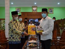 Silaturahmi Ponpes Wali Barokah, Wali Kota Kediri: Terima Kasih Pengurus Ponpes dan Warga LDII