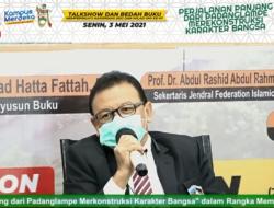 Rekonstruksi Padanglampe Karakter Bangsa, Prof Jas Akui Keunggulan UMI dalam Pendidikan Karakter