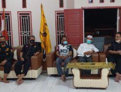 Pisah Sambut, Kasubdit Binpolmas Ditbinmas Polda Jambi Silaturahmi dengan Pengurus dan Anggota Senkom Jambi