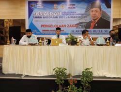 Pengawasan Minim, Anggota DPRD Kota Makassar Gandeng Ketua LDII Tamalate Sosialisasikan Perda Nomor 5 Tahun 2006