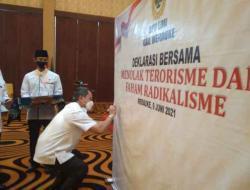 Wujud Komitmen, LDII Merauke Canangkan Deklarasi Tolak Terorisme dan Paham Radikalisme