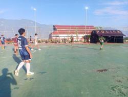 Jaga Imun Masa Pandemi, Pemuda LDII Palu Timur Rutinkan Olahraga Futsal