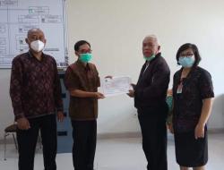 Badan Kesbangpol Jadikan LDII Jembrana Role Model Ormas Tertib Administrasi