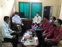 Diterima Kepala Kantor Kemenag Karangasem, Ketua LDII Komitmen Jaga Toleransi