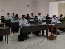 MUI dan LDII Magelang Mengikuti Tausiah Kebangsaan Wakil Ketua Umum MUI Pusat