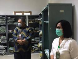 Pastikan Fasilitas Layanan Sesuai Standar, Ombudsman Sulbar Sambangi RSUD Kondosapata