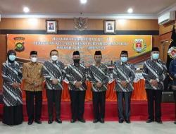 Musda V Persatuan Purnawirawan Polda Jambi Resmi Dibuka, Kapolda: Selamat dan Sukses