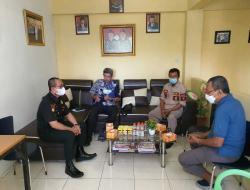 Koordinasi P4GN, BNNP Sulsel Kunjungi Sekretariat Senkom