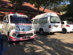 Mobil Ambulans Ponpes Wali Barokah Bantu Percepatan Penanganan Covid-19 Kota Kediri