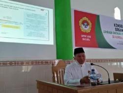 Wujudkan SDM Profesional Religius, LDII Sulsel Laksanakan Konsolidasi