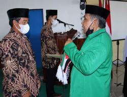 Ketua DMI Kukuhkan dan Lantik Pengurus DKM Binaan LDII Mimika