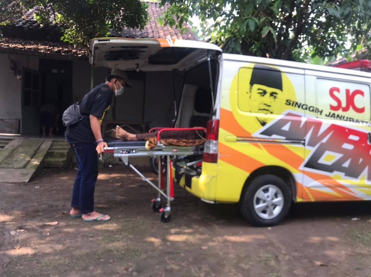 Ambulans SJC