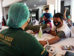 Kerja Sama Persatuan Golf Indonesia, LDII Denpasar Kembali Gelar Vaksinasi