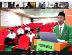 Salim Hasan Dosen FAI UMI, Raih Gelar Doktor Bidang Manajemen Pendidikan Islam