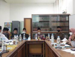 Rapat Perdana Pengurus Harian MUI Sulawesi Selatan