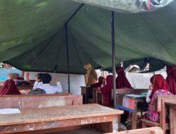 Ombudsman Sulbar Masih Temukan PTM di Bawah Tenda Darurat