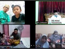 Tingkatkan Iman, LDII Tambaksari Jambi Gelar Pengajian Online