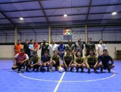 Sinergi Sesama Remaja Masjid, Digelar Game Friendly Al-Mubarok FC vs BKPRMI FC