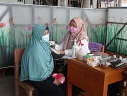 Kerja Sama Dinkes, LDII Jambi Gelar Vaksinasi Dosis Kedua
