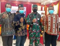 LDII Hadiri Launching Pemuda Lintas Agama (Pelita) dan Rakor FKUB se-Papua Barat
