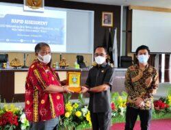 Ombudsman Sulbar Lakukan Rapid Assessment DTKS di Mamuju Tengah